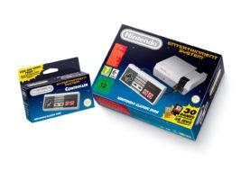 Novità e dettagli sul nuovo Nintendo Classic Mini