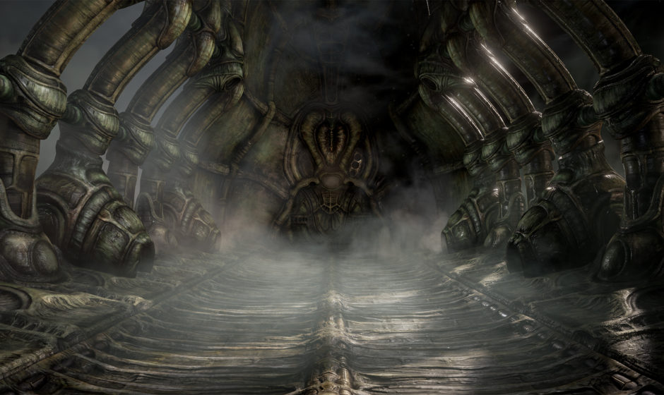 Scorn, 13 minuti di gameplay su Xbox Series X