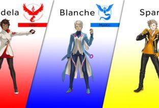 Annunciati i Team Leader di Pokémon Go