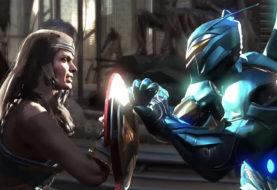 Wonder Woman e Blue Beetle arrivano nel roster di Injustice 2