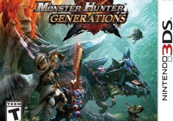 Monster Hunter Generations domina le classifiche di vendita italiane