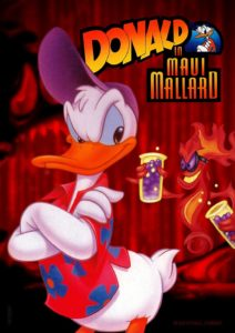 Donald in Maui Mallard Cover