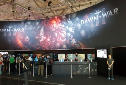 [Gamescom 2016] Warhammer 40.000: Dawn of War III - Provato