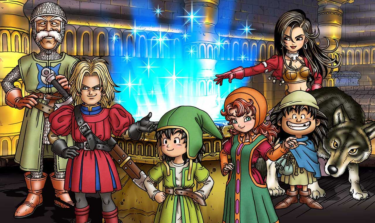Dragon Quest VII nuovo trailer