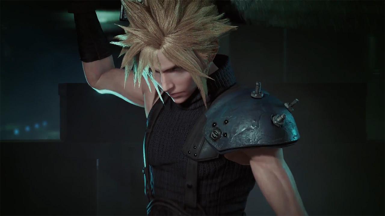 Final Fantasy VII Remake annuncio