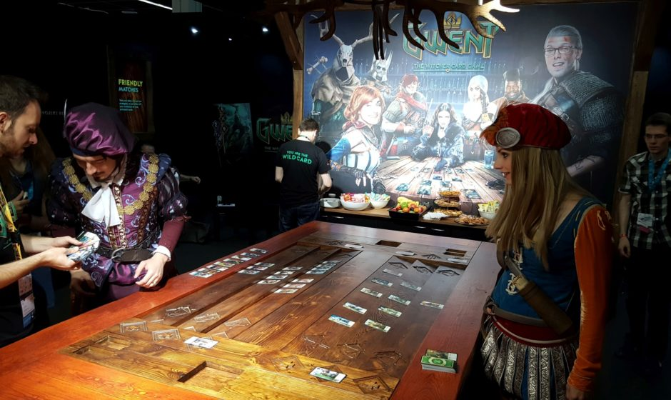 [Gamescom 2016] GWENT: The Witcher Card Game - Provato