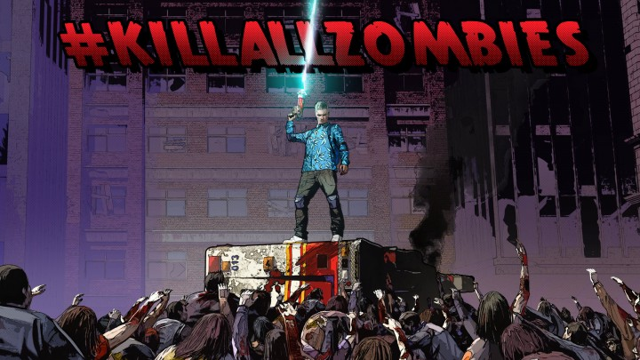 #KILLALLZOMBIES disponibile per Xbox One