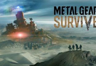 Metal Gear Survive detronizza Monster Hunter nelle vendite digitali in Giappone
