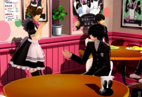 Persona 5, Maid Cafe tra le attività giornaliere
