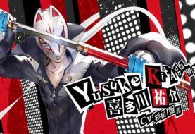 Persona 5, trailer di presentazione di Yusuke Kitagawa
