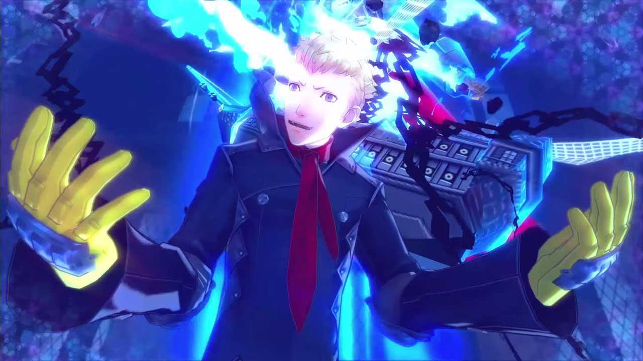 Persona 5 video arcana