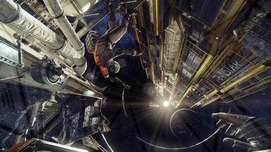 Prey trailer screenshot QuakeCon 01