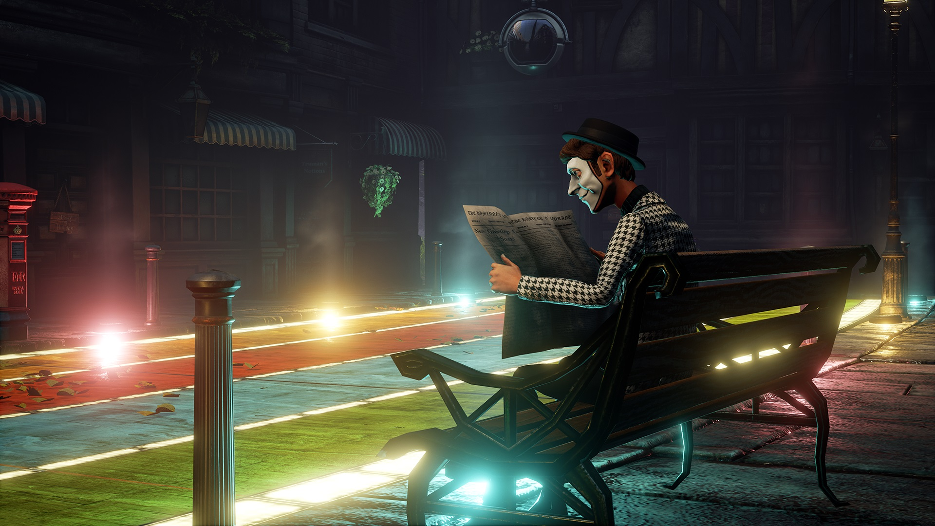 We Happy Few – Hands On