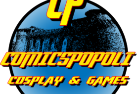Gamesource @ Comicspopoli 2016