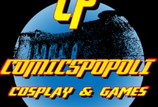 Gamesource @ Comicspopoli 2016