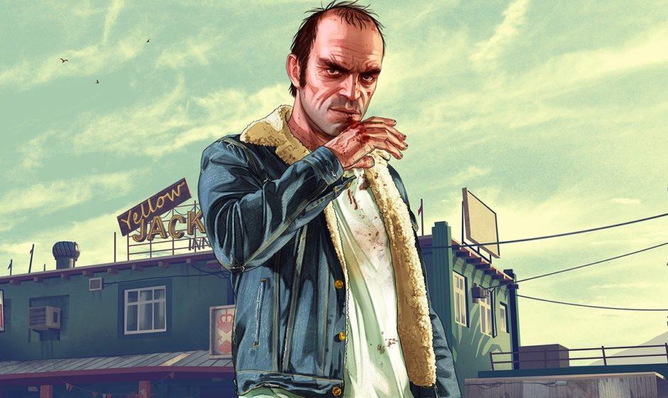 Vendite ancora forti per Grand Theft Auto V