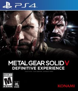 metal gear definitive