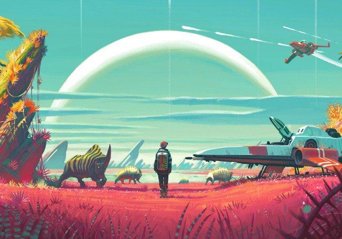 No Man's Sky - In arrivo la patch 1.3 Atlas Rises