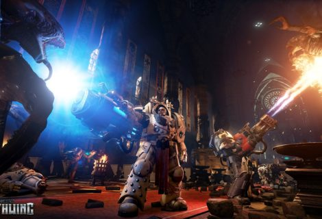 [Gamescom 2016] Space Hulk: Deathwing - Anteprima