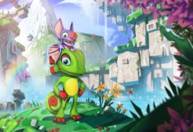 Yooka-Laylee, 25 minuti di gameplay e...Shovel Knight!