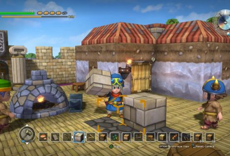 Dragon Quest Builders - Provato