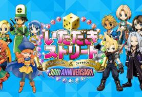 [TGS 2016] Annunciato Itadaki Street: Dragon Quest and Final Fantasy 30th Anniversary