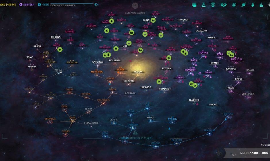Master of Orion: la Porta dei Sogni - Recensione