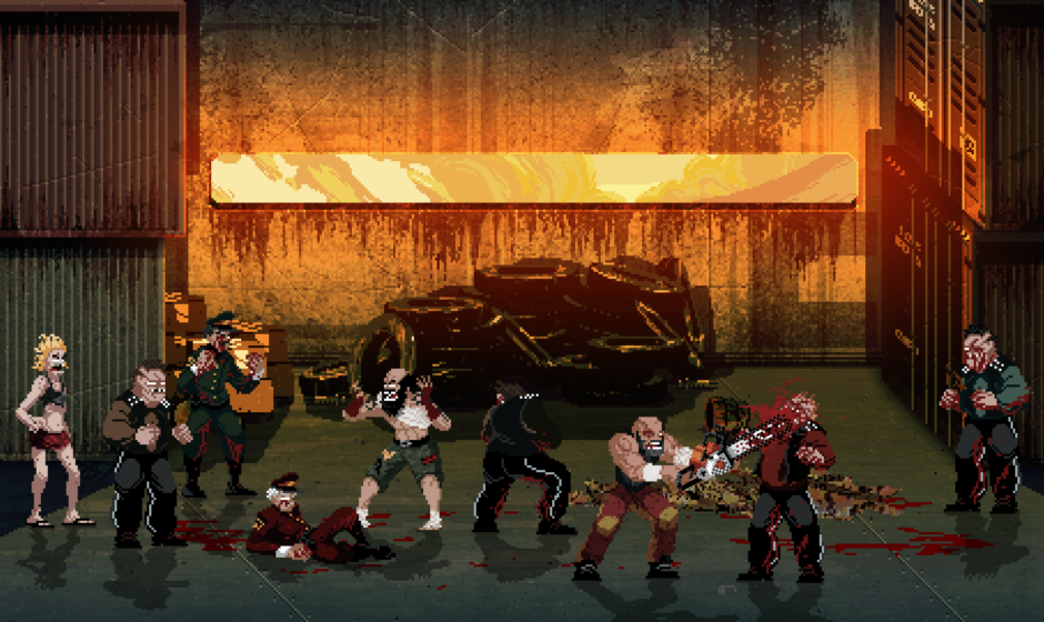 Mother Russia Bleeds - Recensione