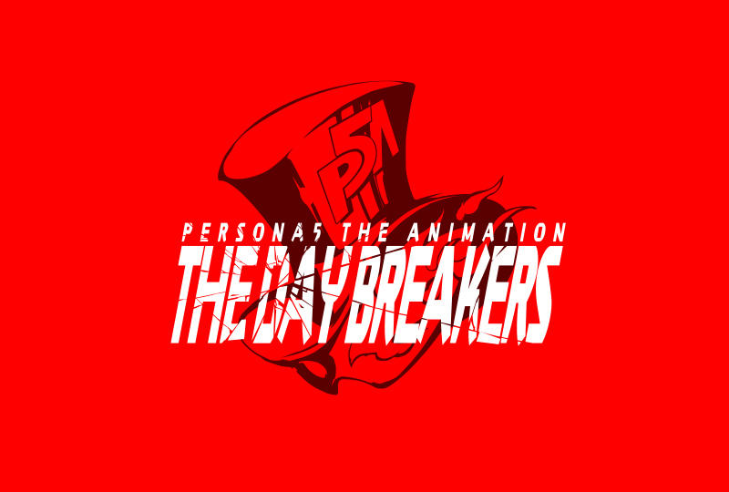 Persona 5 the Animation: The Day Breakers in arrivo
