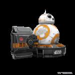 BB-8 con base