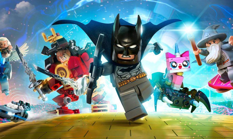 Annunciato LEGO DC Super Villains