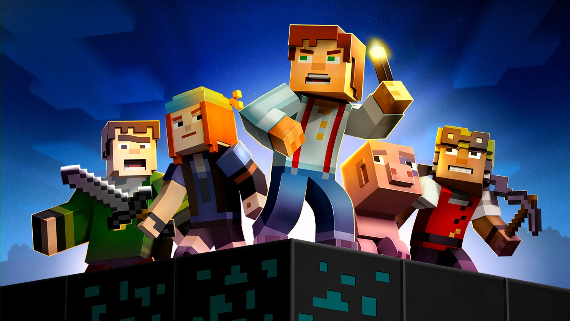 Minecraft: Story Mode – Recensione