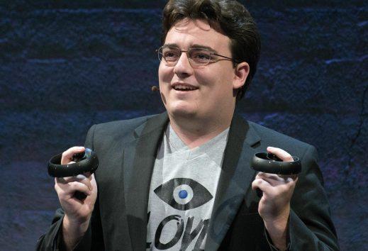 Il fondatore di Oculus Palmer Luckey lascia Facebook