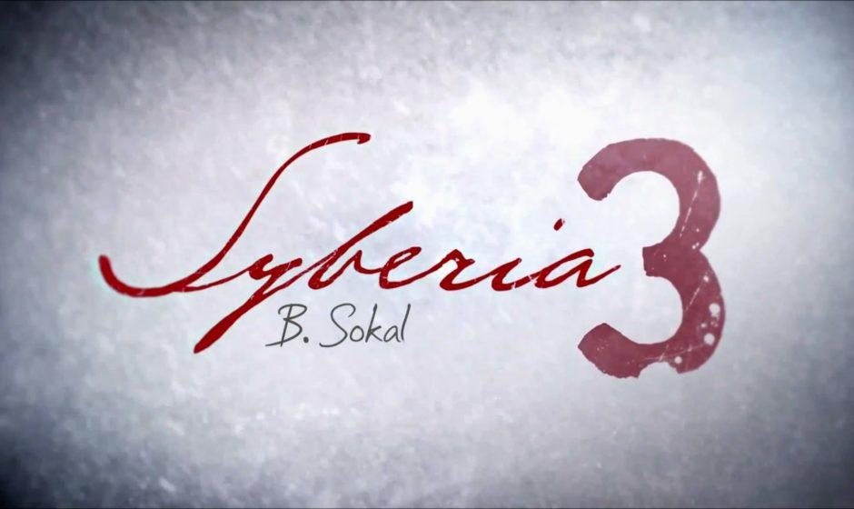 Annunciato Syberia 3 per Nintendo Switch
