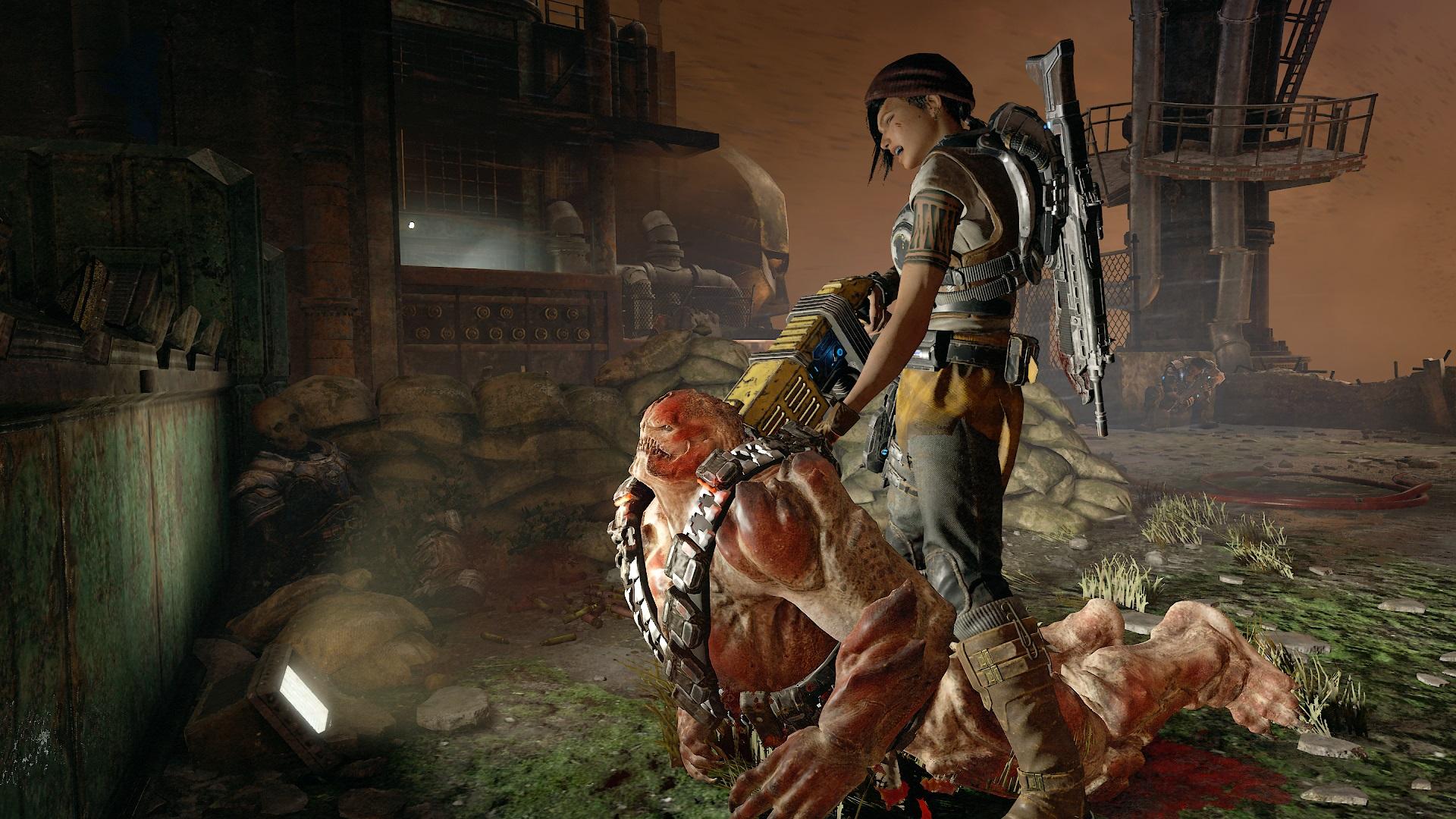 Gears Of War 4 Multiplayer – Recensione