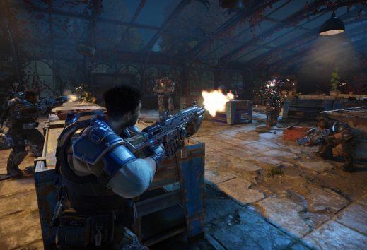 Gears of War 5, supporto mouse e tastiera su Xbox