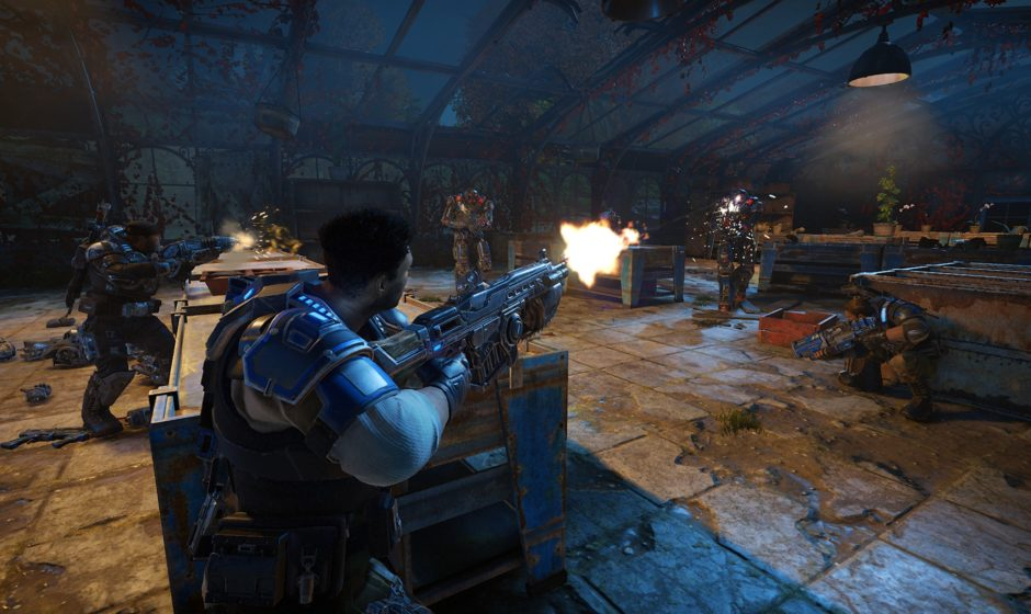"Gears of War 5: in video la modalità ""Escape"""