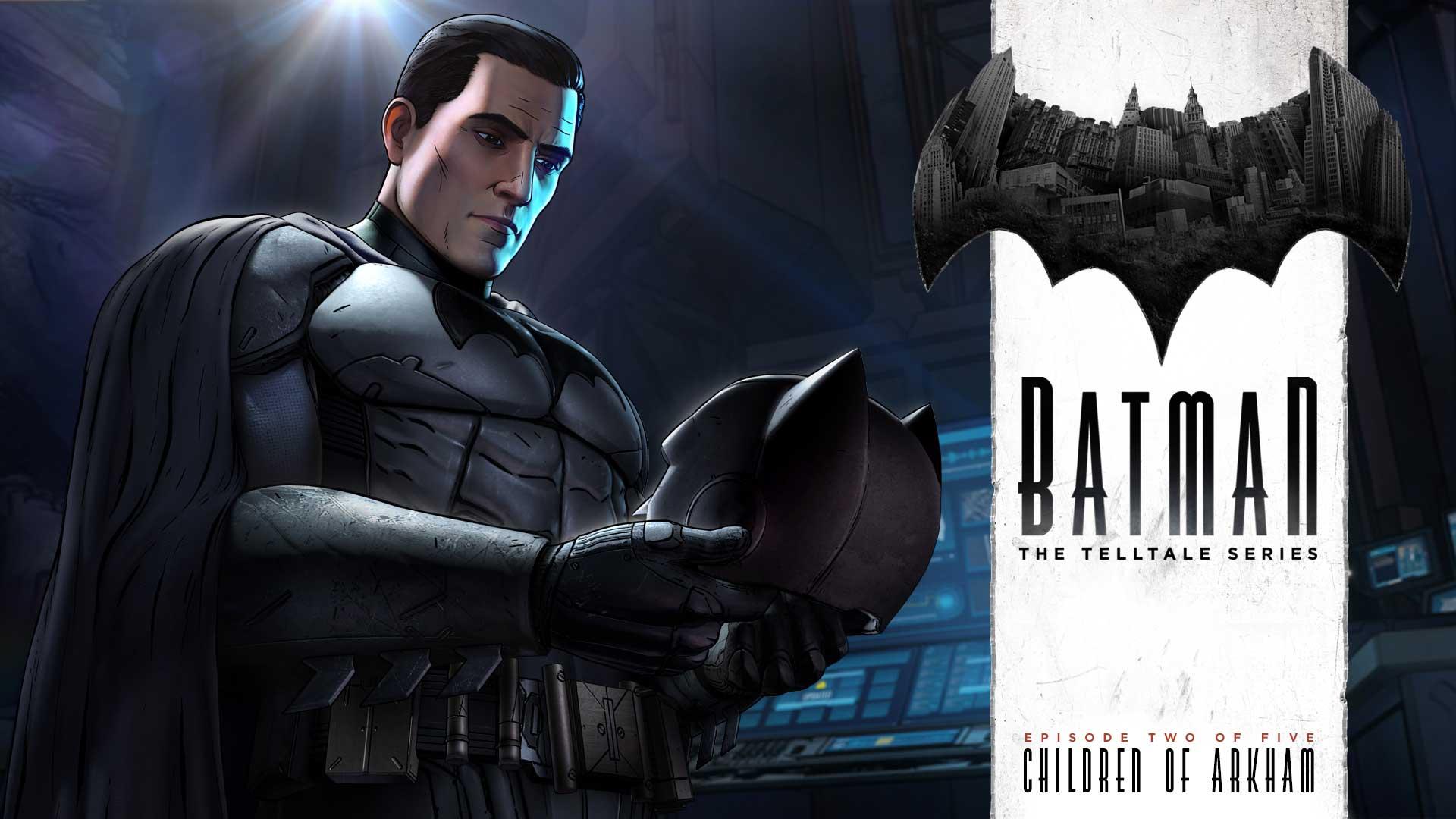 Batman: The Telltale Series – Ep. 2 Children of Arkham – Recensione