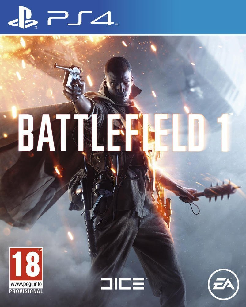 Cover Battlefield 1