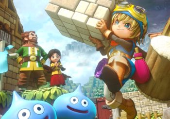 Annunciata la data d'uscita di Dragon Quest Builders su Switch