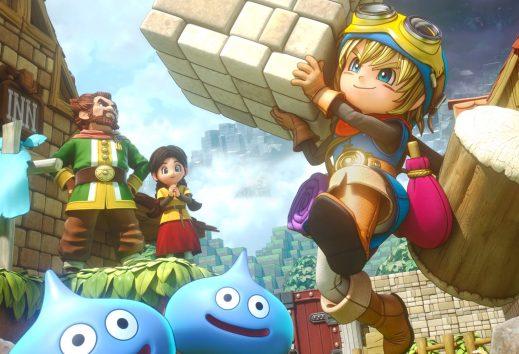 Dragon Quest Builders annunciata data di rilascio in Giappone
