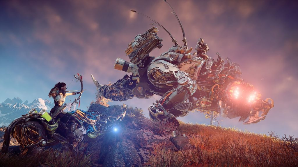 Horizon Zero Dawn Missioni Secondarie