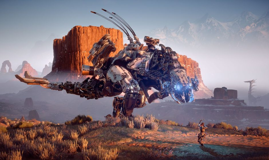 Horizon: Zero Dawn - Provato