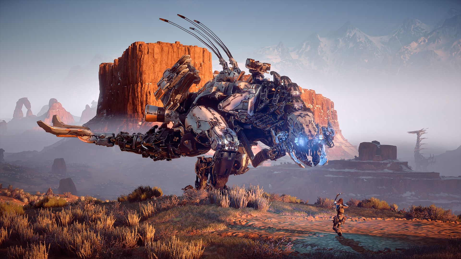 Horizon: Zero Dawn – Provato
