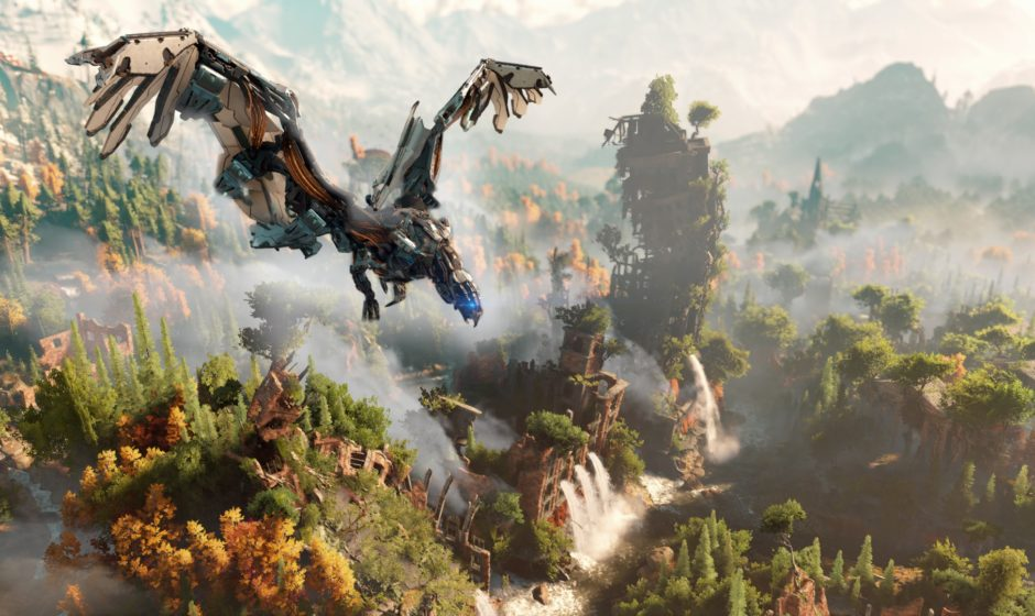Horizon Zero Dawn, nuove informazioni e gameplay dal Taipei Game Show