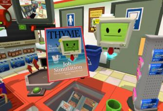 Job Simulator: The 2050 Archives - Recensione