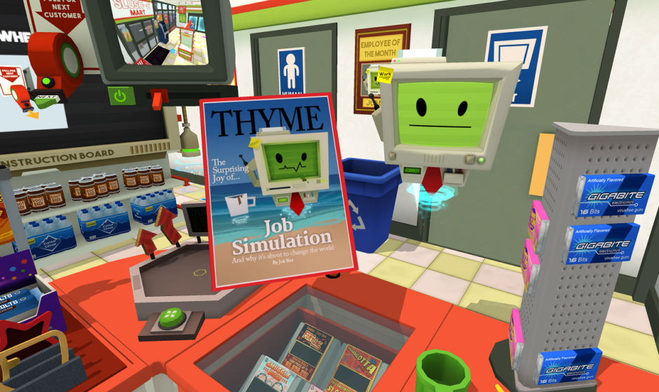 Job Simulator: The 2050 Archives - Recensione