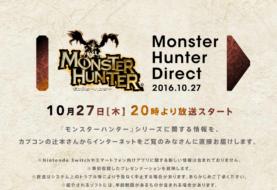 Annunciato un Monster Hunter Direct