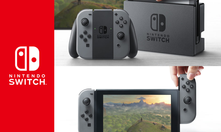 [Rumor] Svelata la line up di lancio per Nintendo Switch?