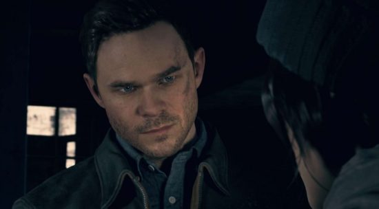 sam lake film quantum break